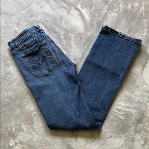 White House Black Market. Bootcut Jeans.